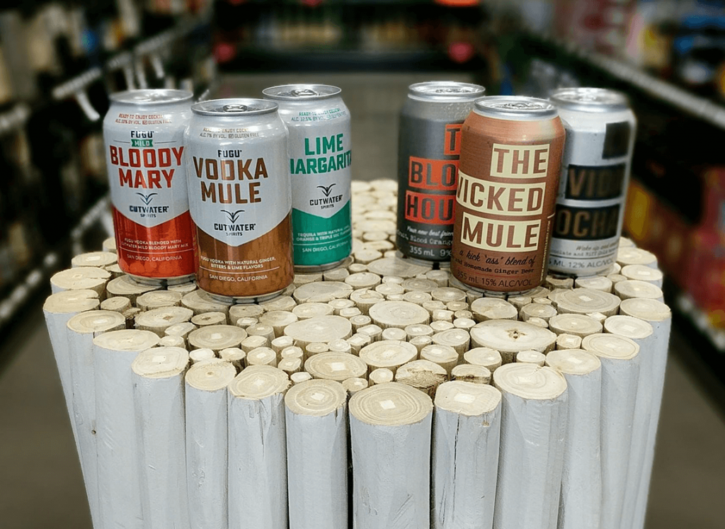 Canned Cocktails
